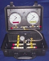 AAI AC250 TWO DIVER AIR CONTROL CASE