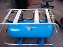 STA-SEA RENTAL ITEM FOR RENT: 30 GALLON VOLUME TANK W/DUAL FILTER