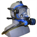 MODEL GRD-BR-A, OTS GUARDIAN FFM, INCLUDES ABV-1, HOSE, AND MASK BAG, BLUE/BLACK