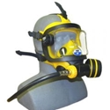 MODEL GRD-BR-A, OTS GUARDIAN FFM, INCLUDES ABV-1, HOSE, AND MASK BAG, YELLOW/BLACK