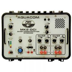AQUACOM MK2-DCI 2 DIVER AIR INTERCOM
