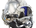 KM DIVE HELMET 37SS W/POST